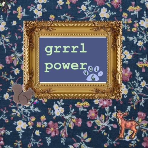 GRRRL POWER VOL. 6 by henghdf